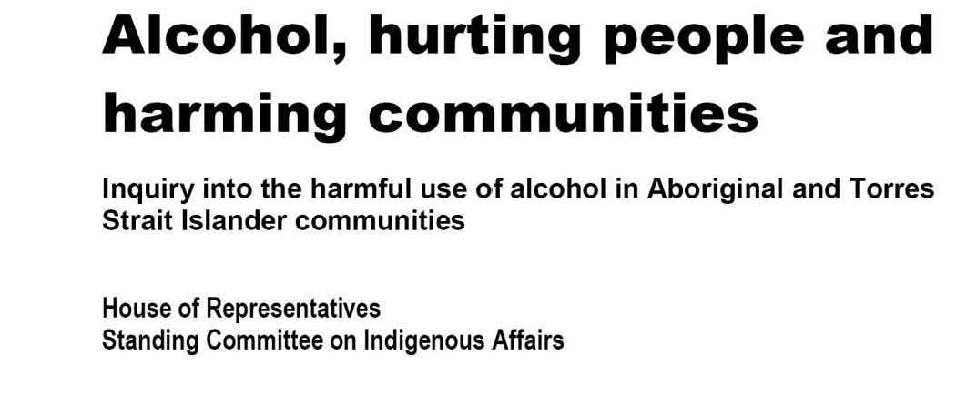 the consumption of alcohol by aboriginal Addressing fetal alcohol spectrum disorder in aboriginal communities whilst the rates of reported alcohol consumption in pregnancy are higher for non-aboriginal women, aboriginal women are more likely to consume alcohol at harmful levels.
