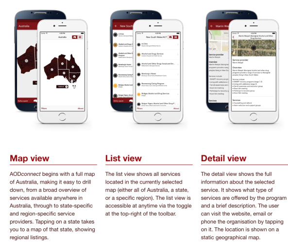 NACCHO APP Alerts : New app makes it easier to find Aboriginal