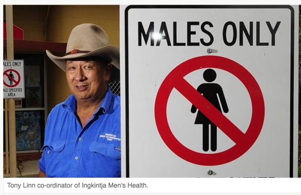 Ingkintja Male Health Congress Alice Springs