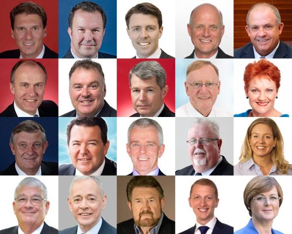 20 Senators