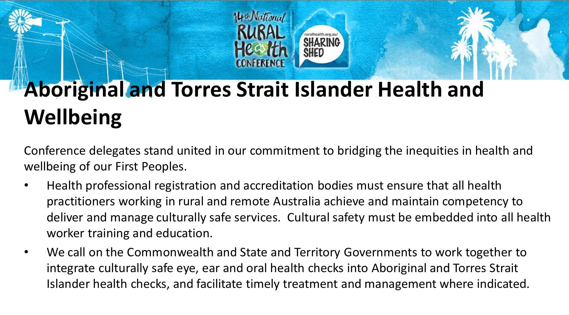 TeleHealth | NACCHO Aboriginal Health News Alerts