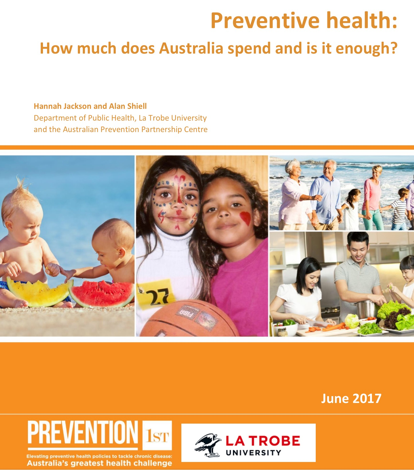 Aboriginal Health and #prevention : New report