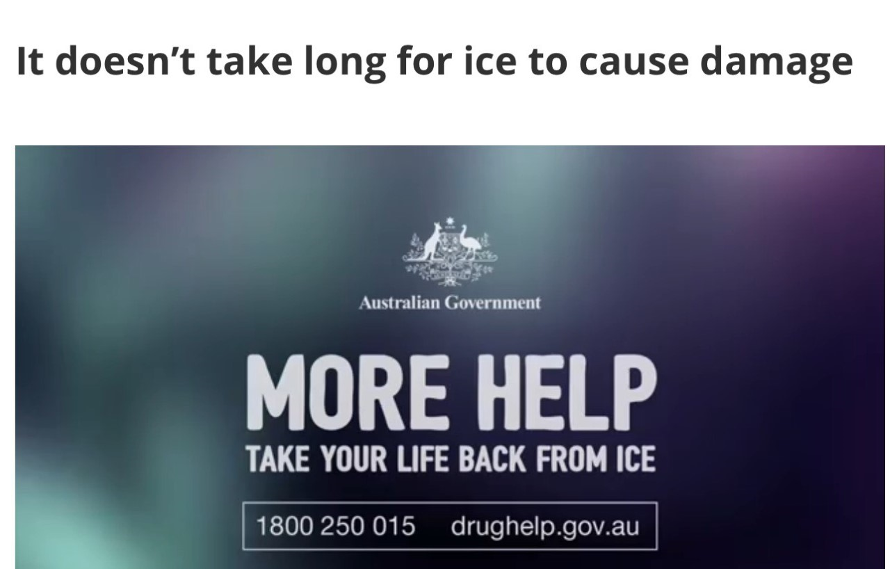 Ice drug | NACCHO Aboriginal Health News Alerts