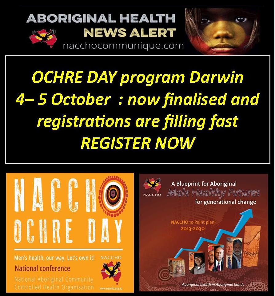 Danila dilba health service naccho aboriginal health news alerts aboriginal male healthy futures 2013 2030 register now ochreday2017 darwin 4 5 oct how can we increase positive outcomes for our mob malvernweather Image collections