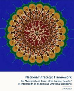 National Strategic Framework For Aboriginal And Torres Strait Islander Health