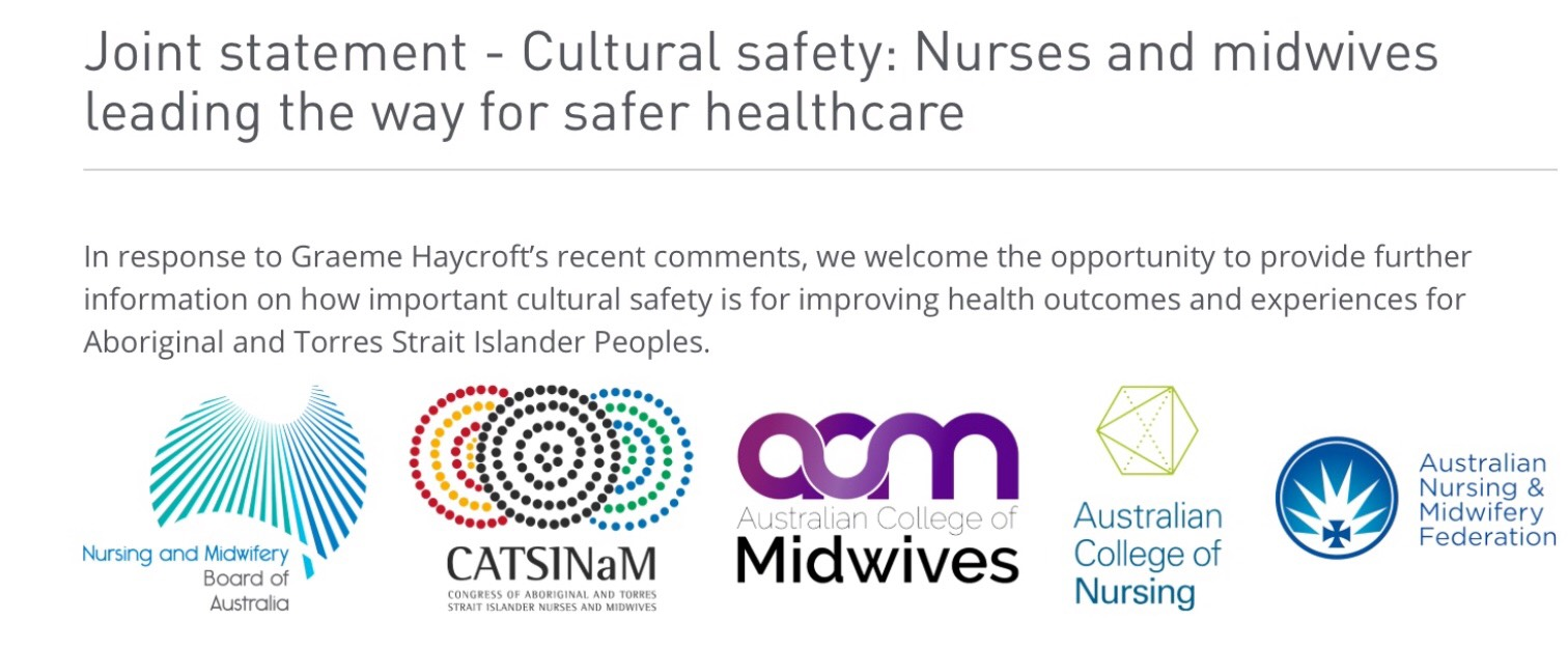 what is cultural safety in nursing