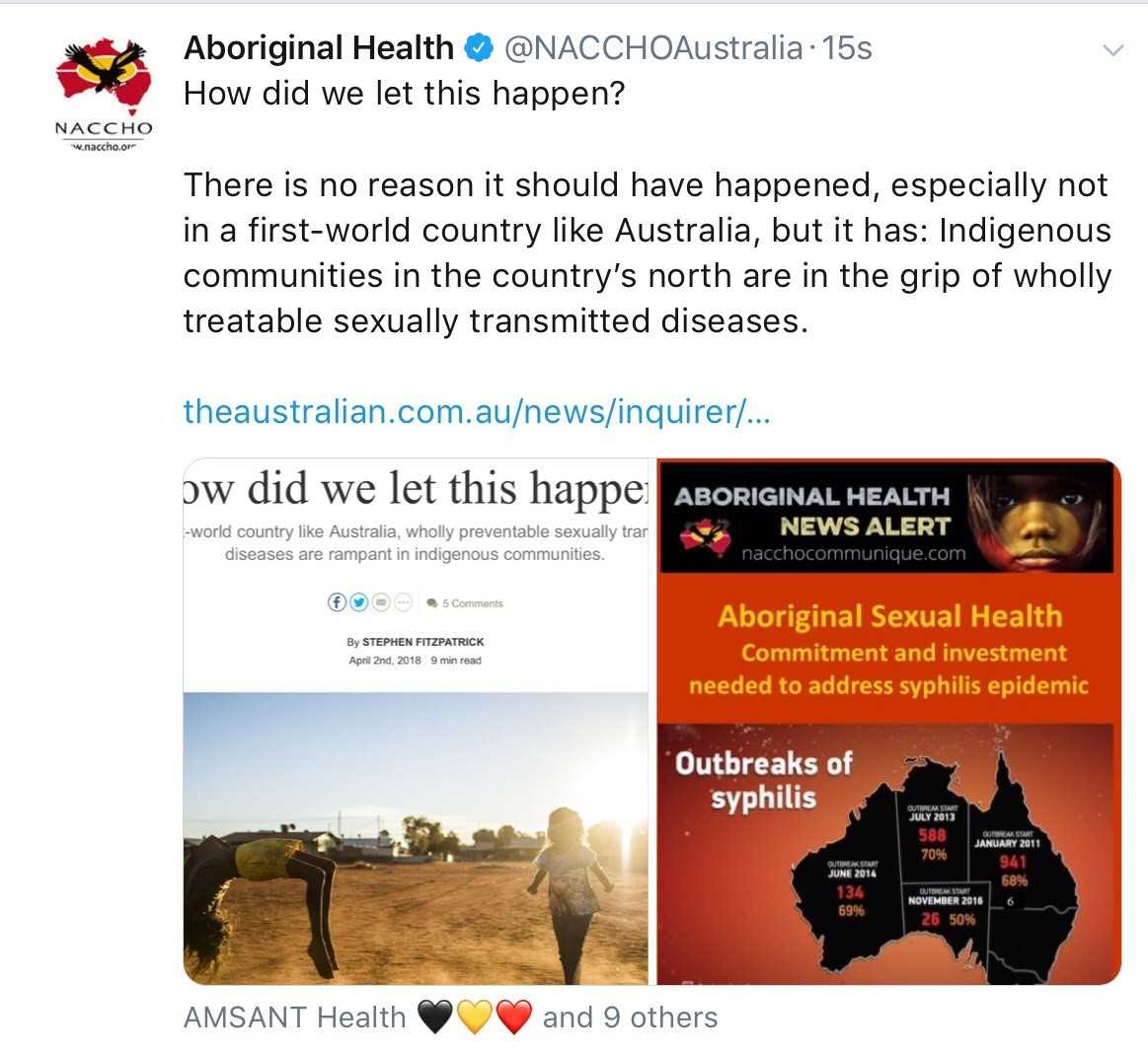 Indigenous sexual health resources