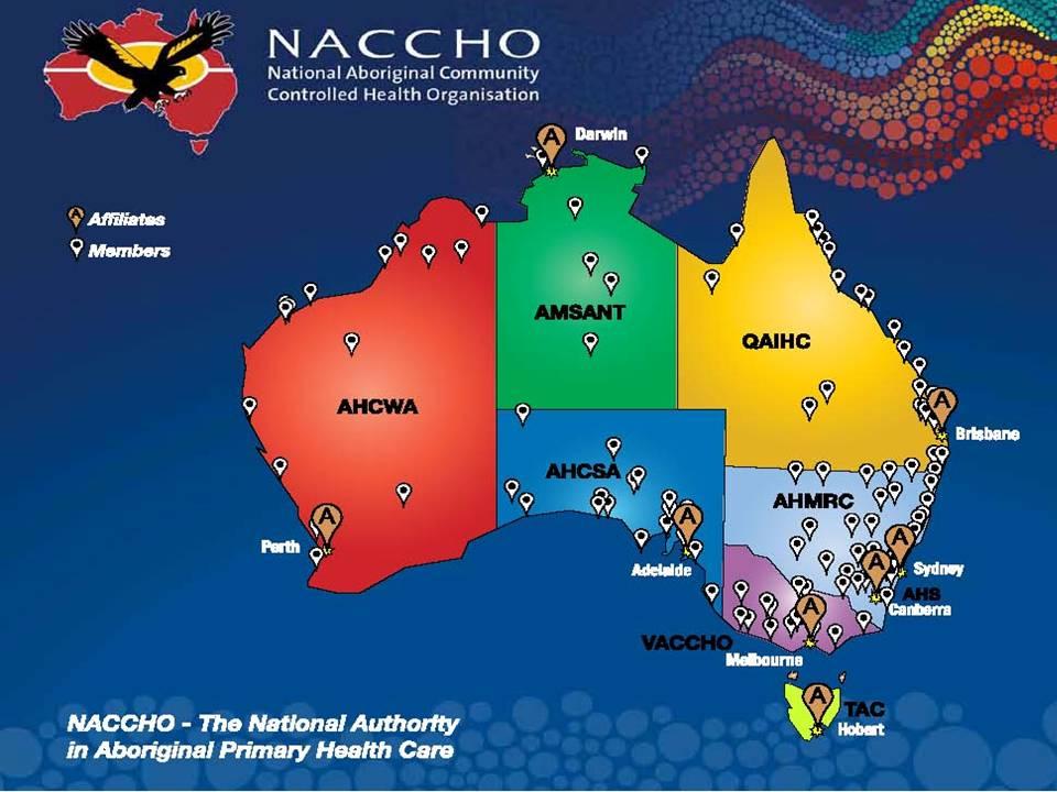 Aboriginal And Torres Strait Islanders Health Community Services Nsw