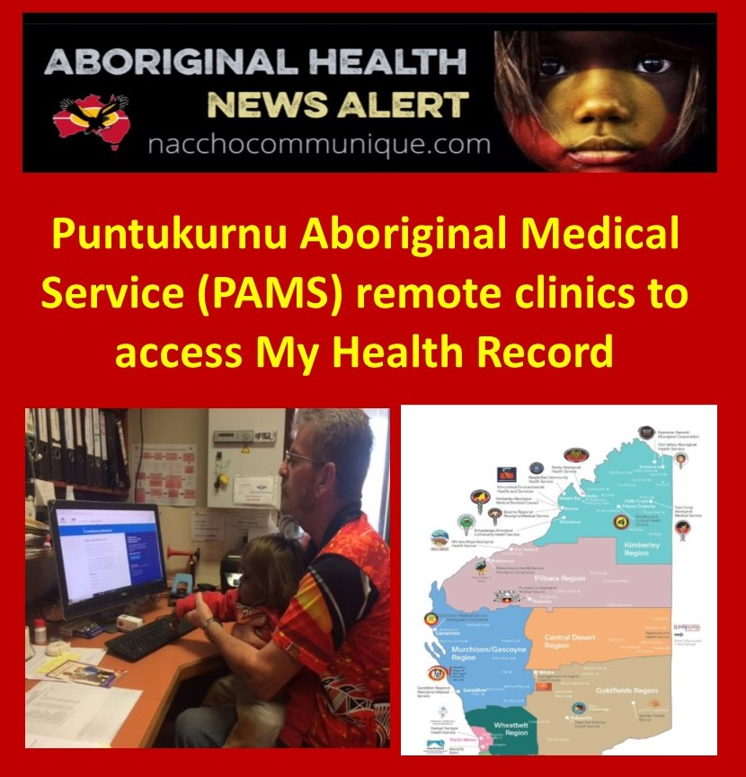 My Health Records   NACCHO Aboriginal Health News Alerts