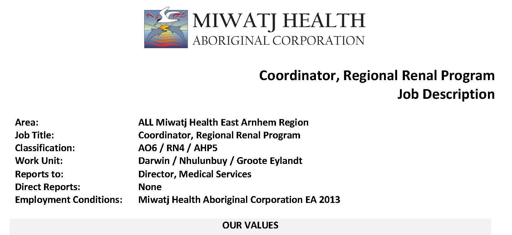 NACCHO Aboriginal Health #ACCHO Job Opportunities #Doctors wanted