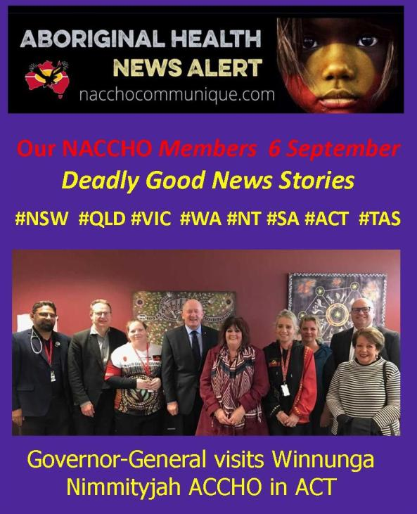 Indigenous Health | NACCHO Aboriginal Health News Alerts | Page 7