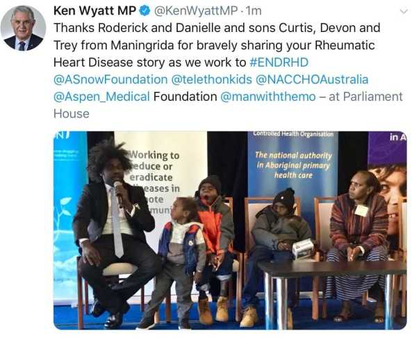 October | 2018 | NACCHO Aboriginal Health News Alerts