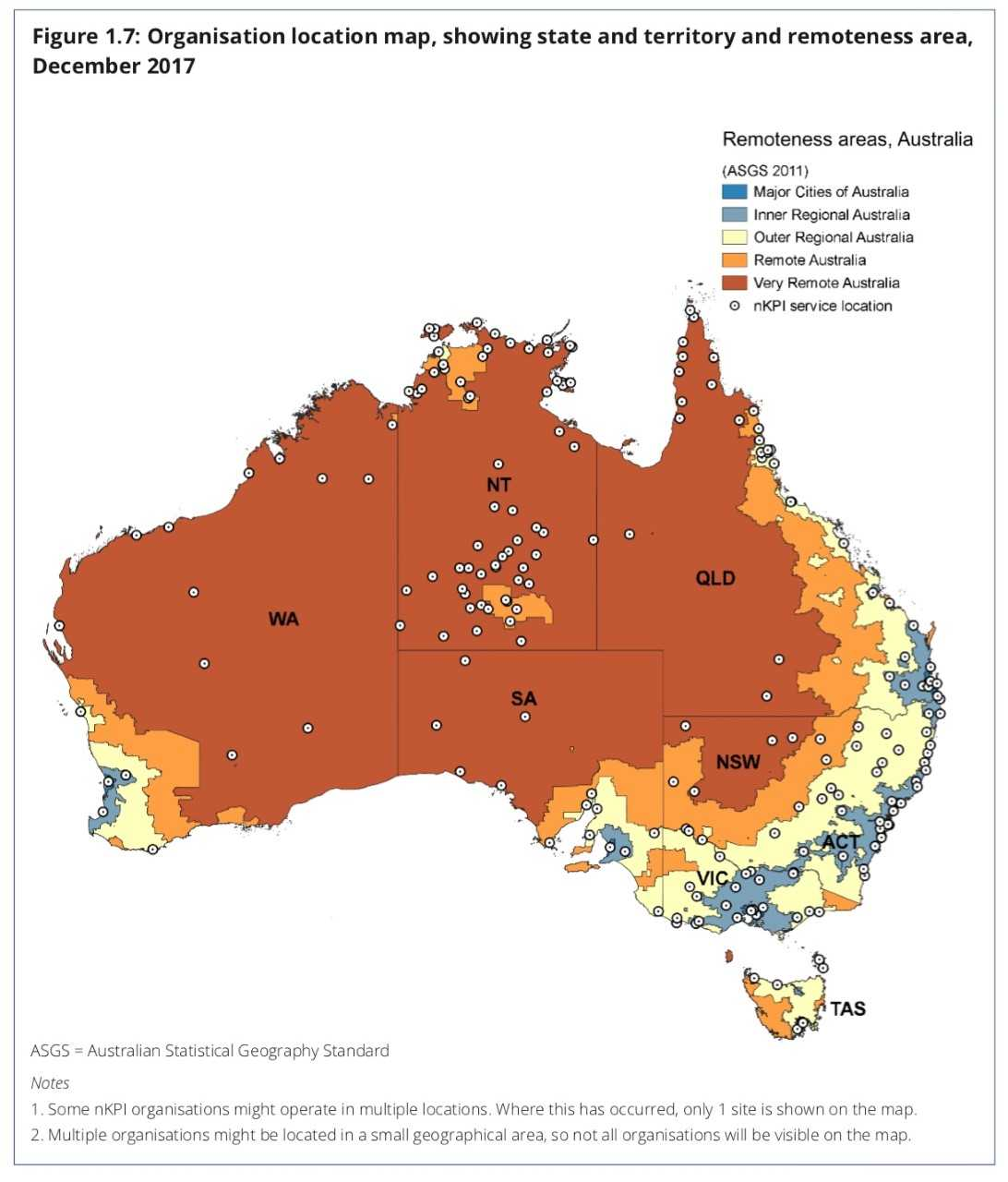NACCHO Aboriginal Health and #refreshtheCTGRefresh : Download the @AIHW National Key Performance Indicators for Aboriginal and Torres Strait Islander primary health care: results for 2017 showing improvements in 16 out of a possible 23 measures