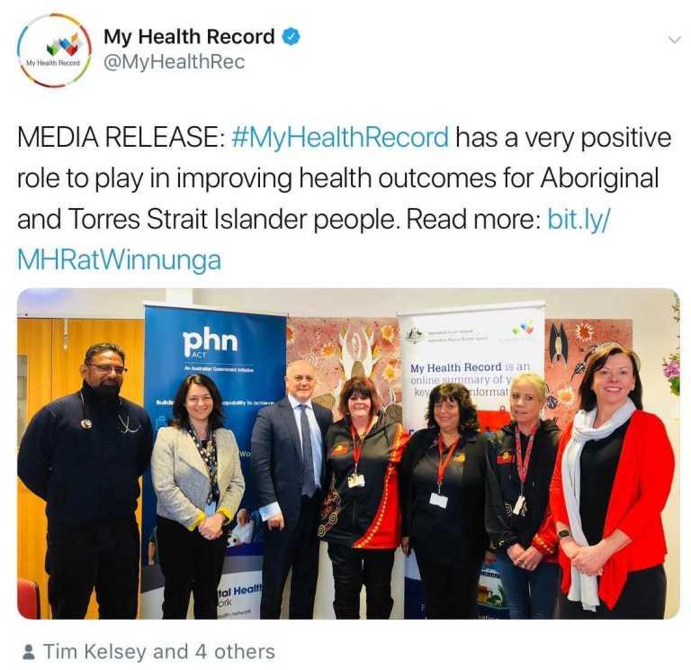 E-Health My Health Records | NACCHO Aboriginal Health News Alerts