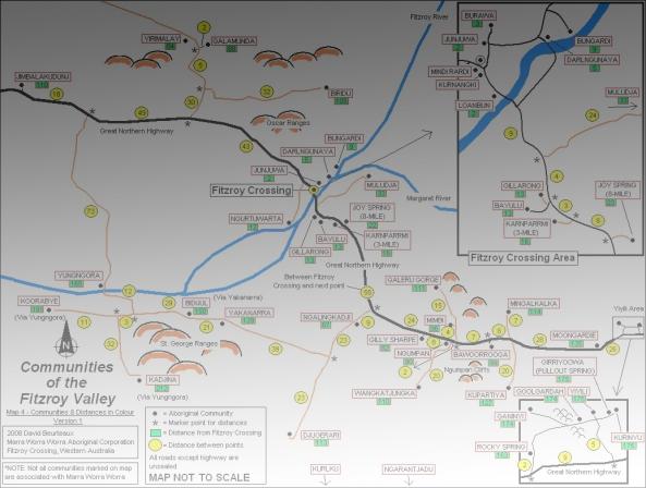 Map Of Western Australia 26th Parallel.February 2019 Naccho Aboriginal Health News Alerts