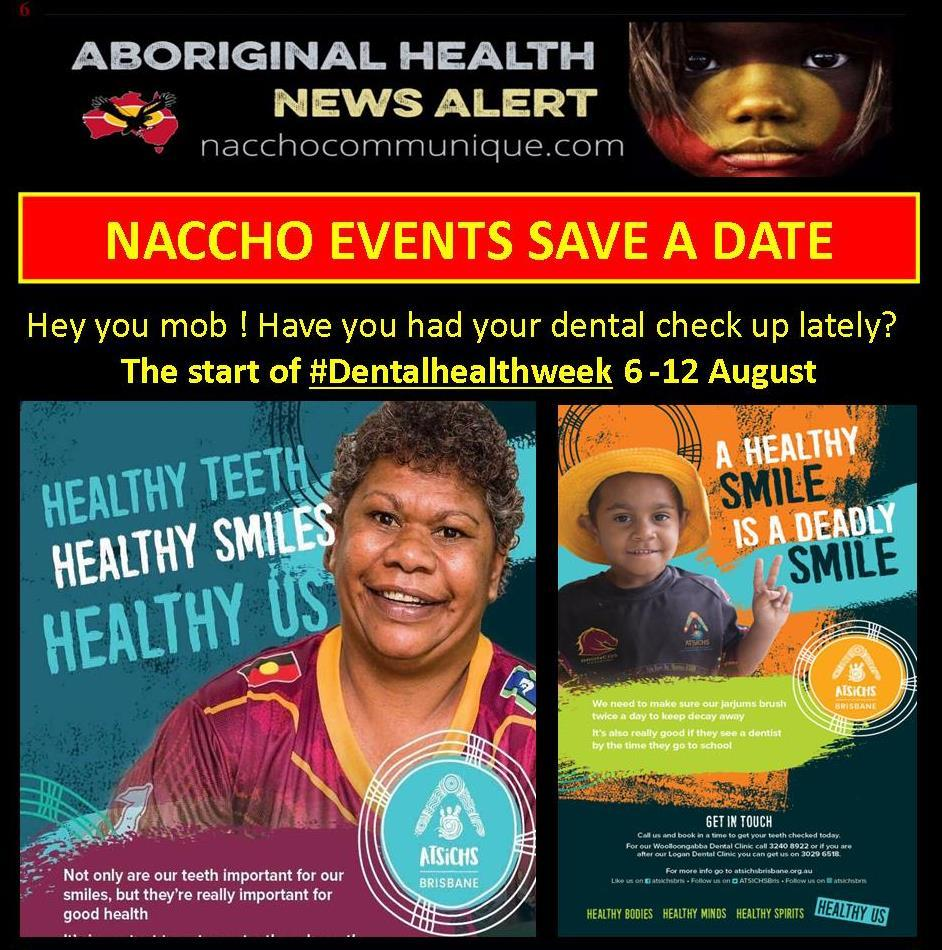 NACCHO #ClosetheGap in Aboriginal Dental /Oral Health @AIHW Report #WOHD19 #rethinksugarydrink : It's #WorldOralHealthDay @Live_Lighter Sugary drinks are the leading cause of tooth decay : We're urging our mob to use this info as motivation to cut back on sugary drinks