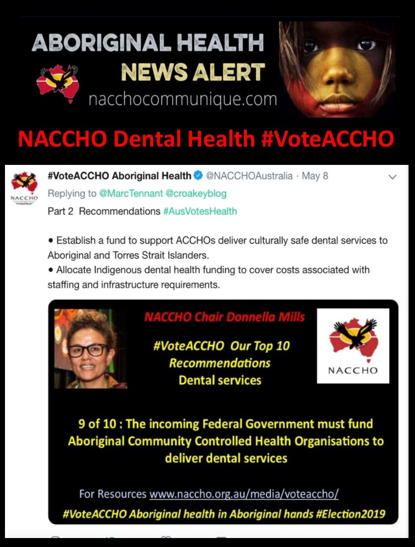 Dental | NACCHO Aboriginal Health News Alerts