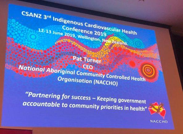 NACCHO CEO   NACCHO Aboriginal Health News Alerts