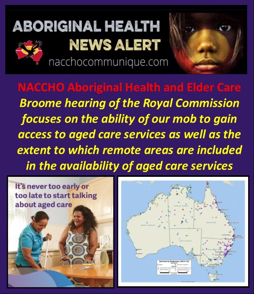 Elder Care | NACCHO Aboriginal Health News Alerts