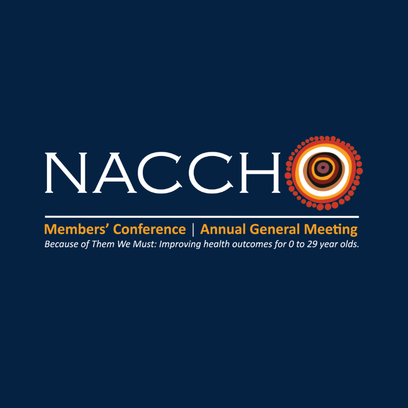 Save the date-events meeting conferences | NACCHO Aboriginal