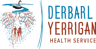 Derbarl Yerrigan Health Service WA Logo