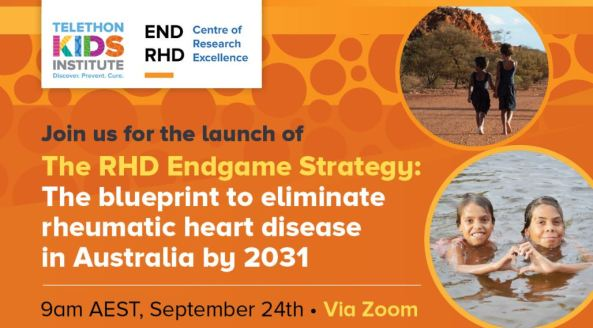 RHD Endgame Strategy launch banner