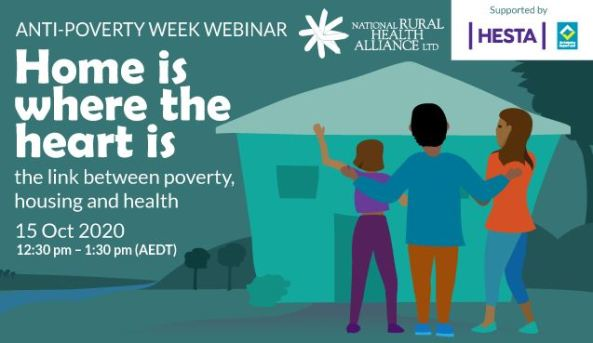 anti-poverty week webinar banner
