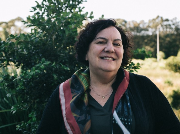 portrait shot of Professor Kathleen Clapham University of Wollongong