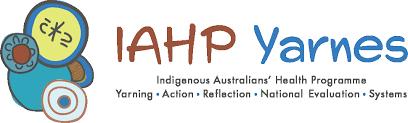IAHP Yarnes logo