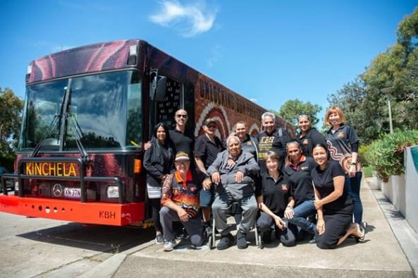 Stolen Generations bus