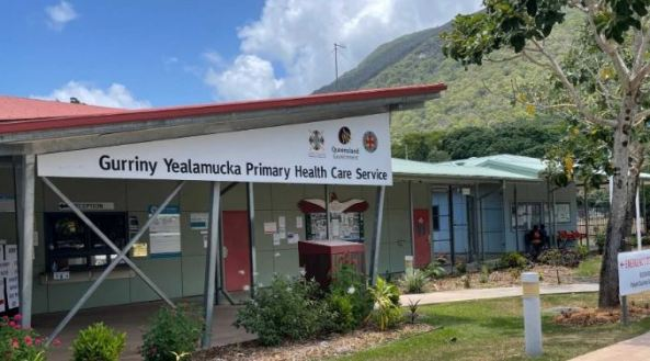 outside shot of Gurriny Yealamucka Primary Health Care Service