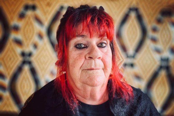portrait image of Julie Tongs OAM CEO Winnunga ACT