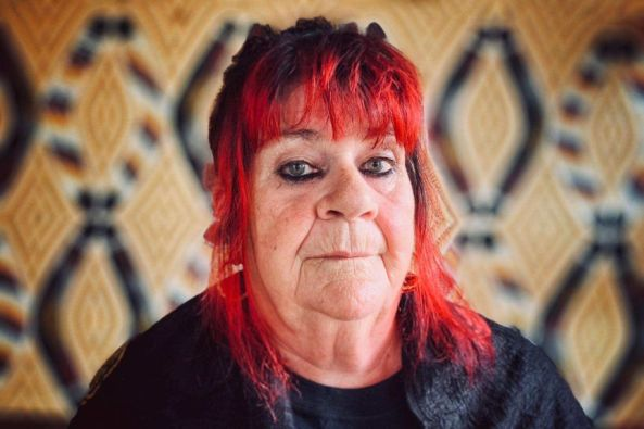 portrait image of Julie Tongs OAM CEO Winnunga ACT
