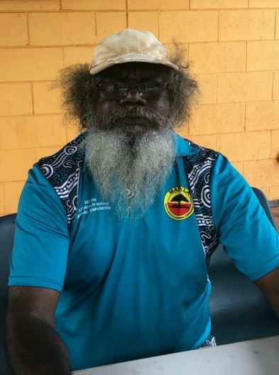 Charlie Gunabarra Chairperson Mala'la Health Service Aboriginal Corporation